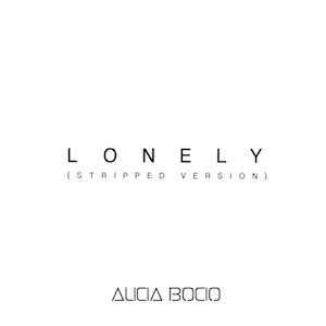 alicia-bocio-lonely-stripped-spotify